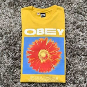OBEY mens shirt